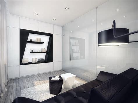 black and white home interior black and white contemporary interior design ideas for