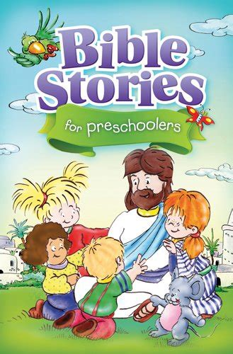 book review bible stories for preschoolers 171 mymcbooks s 244 | bible story1
