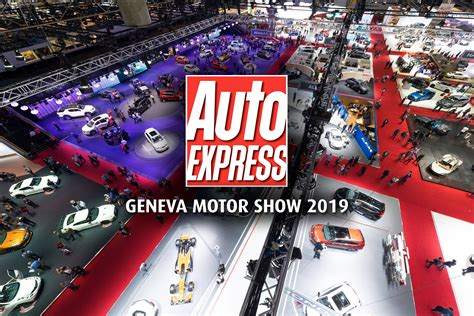 Update Motor Show 2019 :  News Round-up And All The Cars