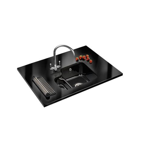 black ceramic kitchen sinks franke vbk 160 undermount ceramic black bowl sink 4659