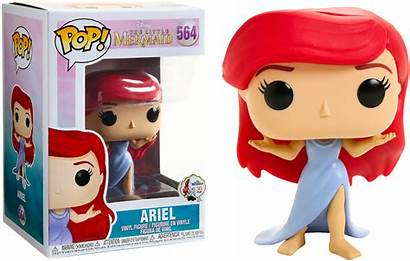 Ariel Purple Pop Funko Mermaid Disney Vinyl