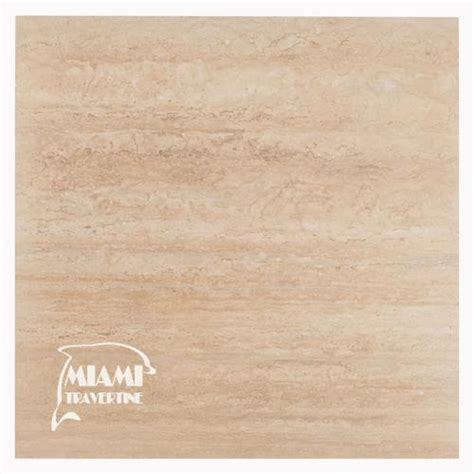 ivory vein cut travertine travertine tile filled honed 24x24 vein cut miami travertine
