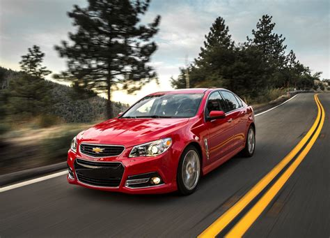 Chevrolet Car : Chevy Recalls Ss & Caprice Police Cruisers For Seatbelt