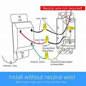 How To Install On Off Switch