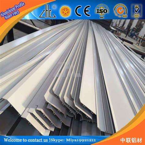 large scale aluminum extrusion aluminium oval blade