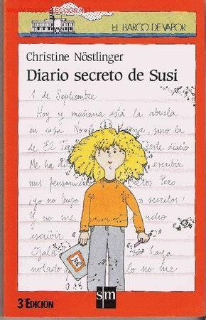 Barco De Vapor Libros Pdf by Diario Secreto De Susi Diario Secreto De Paul Comprar