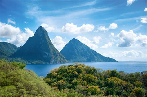 St Lucia Wants To Develop Tourism