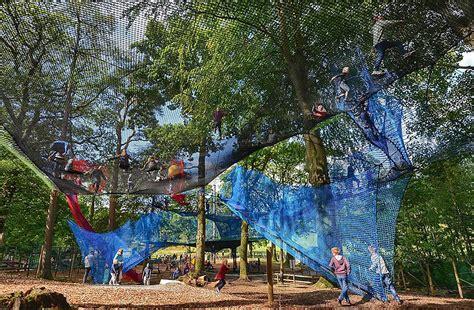 gallery treetop nets - Net Tree