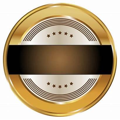 Badge Template Seal Clipart Badges Transparent Circle