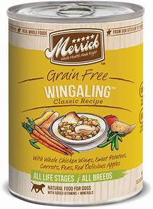 Merrick Grain Free Wingaling Can Dog Food 12/13.2 oz cans