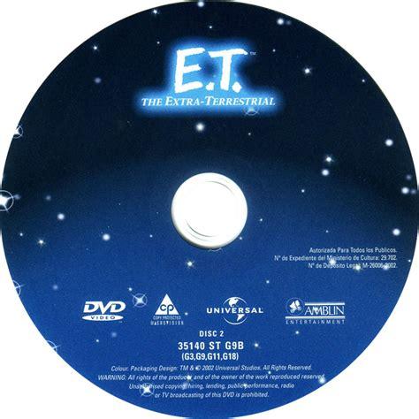 caratula dvd de  el extraterrestre edicion especial