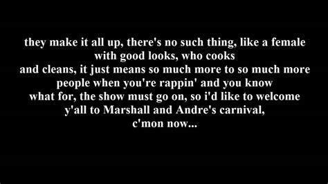 Eminem - Business Lyrics - YouTube