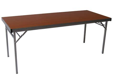 Lightweight Aluminium Rectangular Folding Table