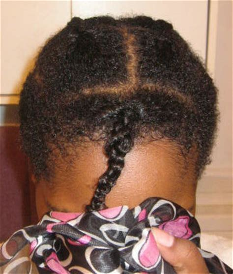 Protective Hairstyle For Transitioning Hair