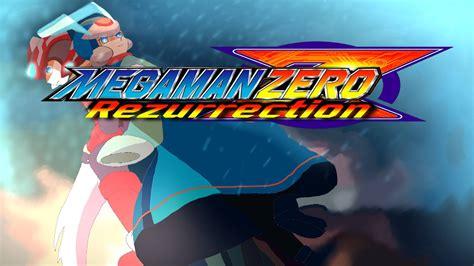 Megaman Zero Rezurrection Windows Game Indie Db