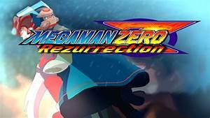 Megaman, Zero, Rezurrection, Windows, Game