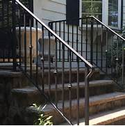 Outdoor Metal Handrails For Stairs by Exterior Wrought Iron Railings Outdoor Wrought Iron Stair Railings