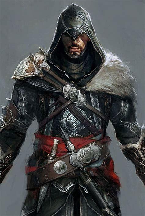 Assassins Creed Revelations Ezio Concept Assassins