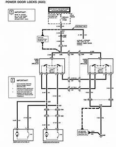 1994 Power Door Lock Schematic  Can Someone Please Translate  - Camaro Forums