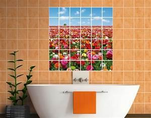 Badezimmer Fliesen Aufkleber : aufkleber fliesen wand fayence dekor k che oder badezimmer blumen ref 841 ebay ~ Sanjose-hotels-ca.com Haus und Dekorationen