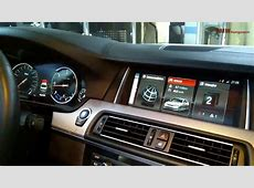 2016 Navigation Professional NBT EVO ID6 BMW F10 YouTube