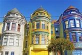 San Francisco Painted Ladies & Victorian Architecture