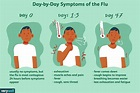 Examining How the Flu Progresses Day After Day