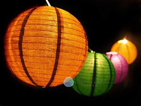 12 quot mardi gras carnaval glitter paper lantern string light