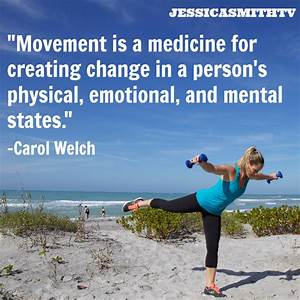 My Top 10 Favor... Fitness Movement Quotes