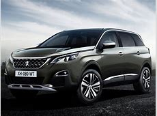Peugeot 5008 Crossover Car Leasing Nationwide Vehicle