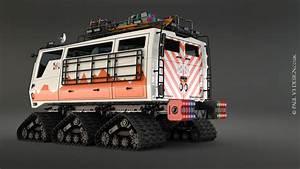 Exploration Vehicle Concept by PaulV3Design on DeviantArt
