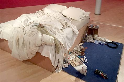 Tracey Emin My Bed by William S Paintings Give Tracey Emin S Bed