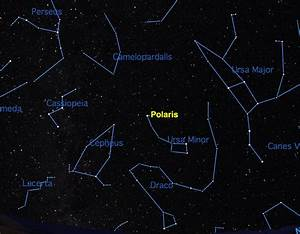High in the Sky: How to Spot 'Circumpolar' Constellations