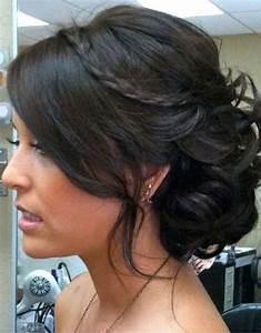 20 Bun Hairstyles With Bangs Hairstyles Haircuts 2016