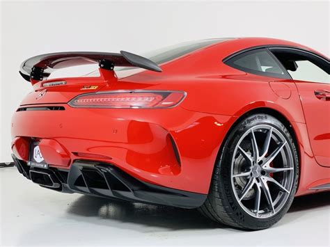 Mercedes outfits it with a lot of standard features, as it should at these prices, and offers a lot options to make it more comfortable and improve performance. 2019 Mercedes-Benz AMG® GT R R Coupe Coupe in Scottsdale #3309 | Luxury Auto Collection