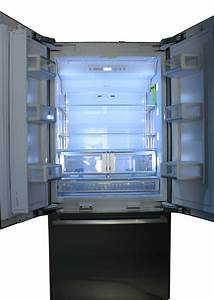 Thermador 36 U0026quot  Built-in French Refrigerator