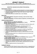 Resume For Marketing Business Development Susan Chronological Resume Example ESL Teacher Combination Resume Sample Marketing Communications Manager 12 Functional Ready Made Resumes