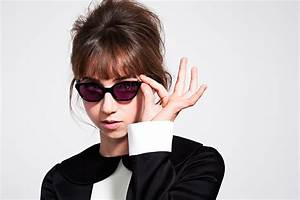 Zoe Kazan - Warby Parker Leith Clark Collection 2013 ...