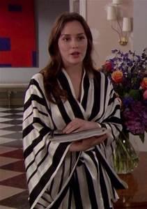 Pajamas robe gossip girl blair waldorf leighton for Robe gossip girl