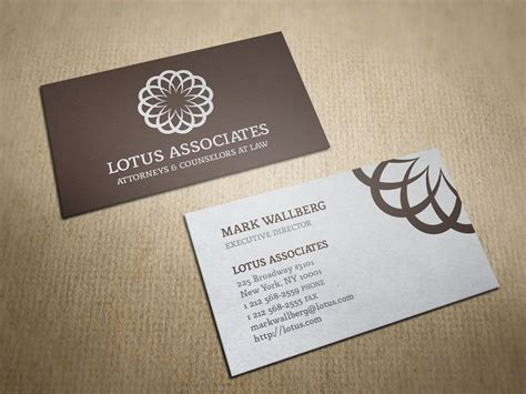 lawyer business cards free templates 11 stunning business cards for lawyers design templates