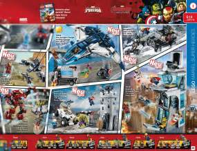 Age of Ultron Avengers LEGO Sets