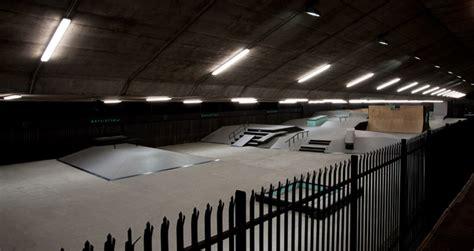 nike  baysixty skate park  brinkworth london