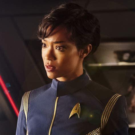 trek burnham michael star discovery female tv characters popsugar movie
