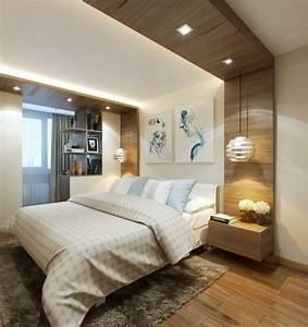 19, Sleek, Bedroom, Wall, Panel, Design, Ideas