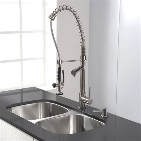 best kitchen faucets reviews top products 2018