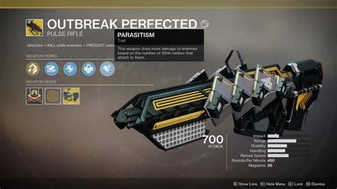 outbreak perfected destiny quest secret perks surprise reward brings today rilis kejutan hadirkan hari dalam ke ini game source