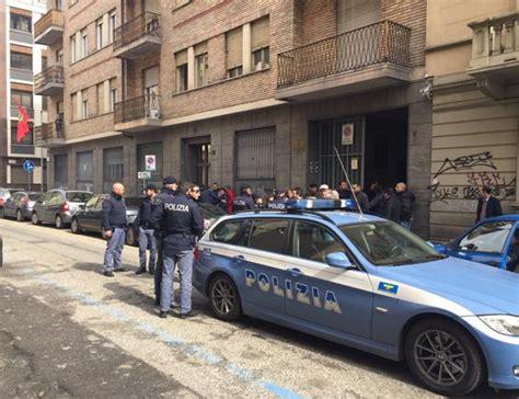 Consolato Marocco Torino torino la polizia nel consolato marocco per un