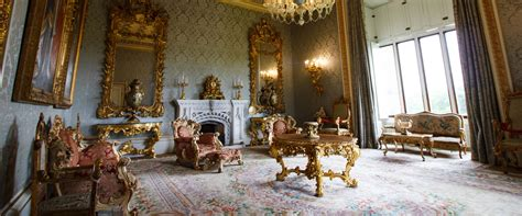 Allerton Castle:: Drawing Room