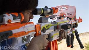 The Best Thing About Nerf's Modular Dart Gun Is Buying ...