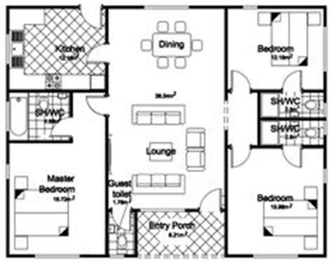 2 bedroom bungalow floor plans uk Google Search